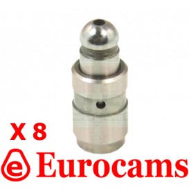 POUSSOIR EP6 EP3 ø 12 x 29.90 mm EUROCAMS NET HT LOT DE 8